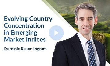 Evolving Country Concentration in Emerging Market Indices